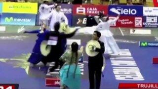 Trujillo: así fue el primer día de ensayos para el concurso nacional de marinera