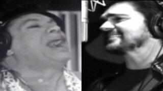 Juan Gabriel y Juanes se unen para cantar 'Querida'