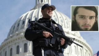 EEUU: FBI detiene a sujeto que pretendía atentar contra el Capitolio