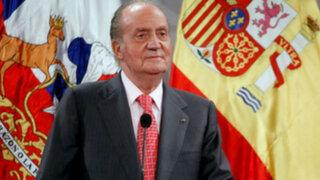 España: Corte Suprema admite demanda de paternidad contra rey Juan Carlos