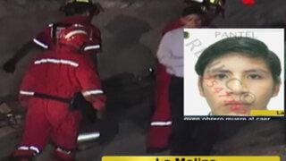 La Molina: obrero muere tras caerle muro cuando trabajaba en obra clandestina
