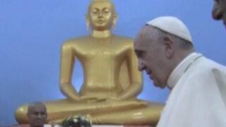 Papa Francisco realiza visita histórica y hace un llamado a la unidad