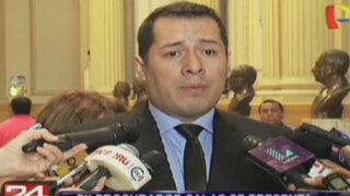 Martín Belaunde debió ser expulsado de Bolivia, según ex procurador Salas