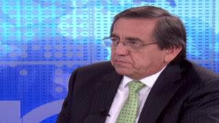 """Jorge Del Castillo sobre reglaje a opositores: """"Han paseado a Ana Jara"""""""