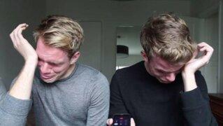 Gemelos le confiesan a su padre que son gays con este emotivo video