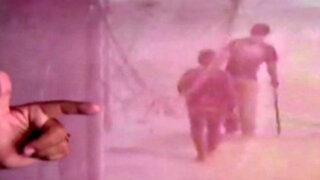 Capturan a 'cogoteros' que asaltaron a discapacitado en Ate