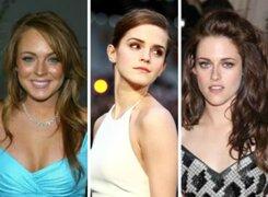 FOTOS: ¿cómo lucían estas 10 celebridades de Hollywood cuando eran pequeños?