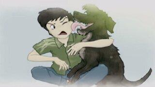 YouTube: joven realiza conmovedor video en homenaje a su perra muerta