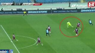 La última 'locura' de Manuel Neuer en el amistoso entre Bayern Munich y Al Hilal