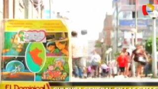 Cultura general en las calles: limeños ponen a prueba sus conocimientos