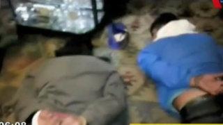 Capturan a delincuentes que asaltaron casino en Trujillo