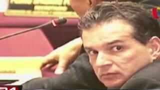 Omar Chehade habría pedido privilegios para su hermano en prisión