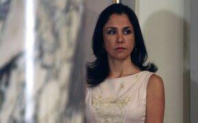 Cuñada niega categóricamente que Nadine Heredia tenga cuentas en Suiza