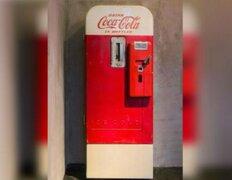 FOTOS: el secreto detrás de este dispensador de bebidas te dejará encantado