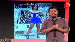 Katty García fue discriminada por el público tras su ingreso a conocido reality juvenil