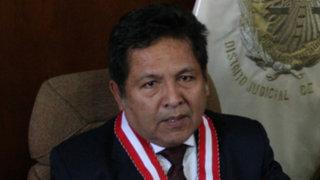 Fiscal Carlos Ramos Heredia pudo pedir extradición antes de ser suspendido