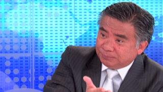 """César Nakasaki: """"Las Fuerzas Armadas no debieron intervenir en conflicto político"""""""