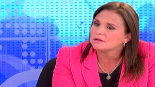 Marisol Pérez Tello reveló que MBL no sería extraditado por el caso Antalsis