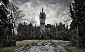 10 sorprendentes lugares abandonados que te pondrán los pelos de punta