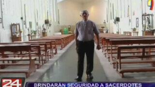 Callao: Policía brindará seguridad a sacerdotes amenazados de muerte