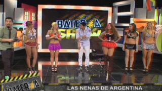 El juego del Gallo Ciego: Andrés Silva y las Conejitas Playboy argentinas