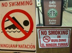12 hilarantes carteles con las peores traducciones que nunca antes viste