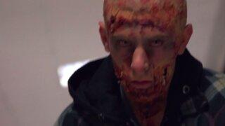 Terrorífica broma: zombis invaden calles de Italia