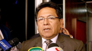 Suspendido fiscal Ramos Heredia se defendió ante el CNM