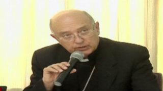 Conferencia Episcopal hace llamado para reducir inseguridad en el país