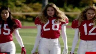 Espectáculo internacional: Ángeles de Victoria's Secret adelantan spot por San Valentín
