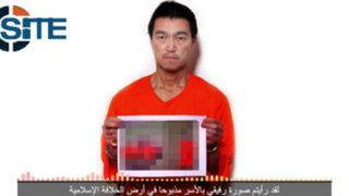 Japoneses piden a Estado Islámico no ejecutar a periodista Kenji Goto