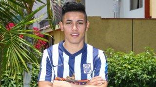 Jean Deza dejó el Montpellier y jugará por Alianza Lima