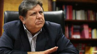 Pleno aprobó tres informes de la Megacomisión sobre segundo gobierno de Alan García