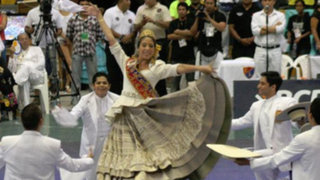 Trujillo: se realizó la gran final del concurso nacional de marinera