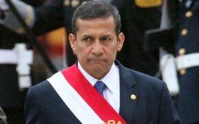 Ipsos: aprobación del presidente Humala desciende a 22% en febrero