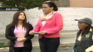 Mujeres que presenciaron agresión a menor en San Isidro dan detalles del hecho