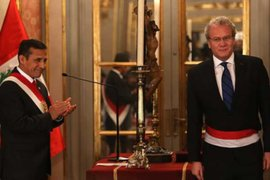 Canciller asegura que viaje del presidente Humala no debió cuestionarse
