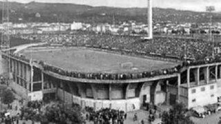 FOTOS: el misterio detrás de un inusual avistamiento en un partido de fútbol