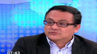 """Victor Ponce: """"El Gobierno ha hecho lo suficiente para enemistarse con el Congreso"""""""