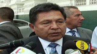 Suspendido fiscal de la Nación denuncia a miembros del CNM