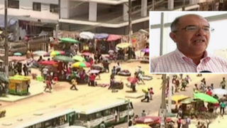 La Victoria: empresarios de Gamarra denuncian incremento de ambulantes