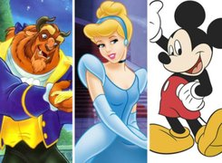 FOTOS: ¿cómo lucen las 'voces' detrás de los personajes de Disney?
