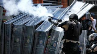 Venezuela: Gobierno autoriza uso de armas de fuego en manifestaciones