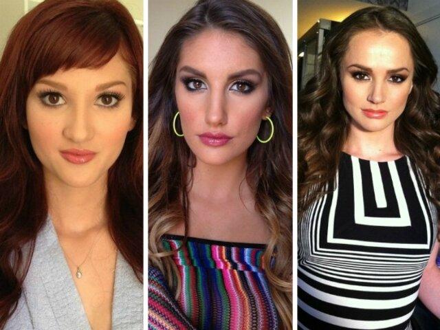 El poder del maquillaje: la asombrosa transformación de 10 actrices del cine para adultos