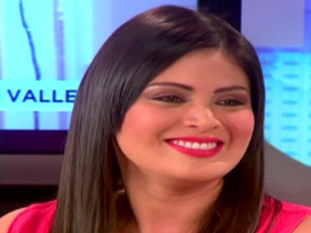 Georgette Cárdenas aseguró que Panamericana Espectáculos no generará 'ampays'
