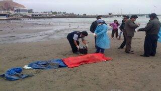 Hallan cadáver de hombre en playa Chucuito en el Callao