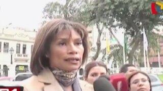 Cecilia Tait renunció a la bancada Unión Regional