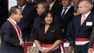 Oposición condiciona dialogo a cambios en el Gabinete