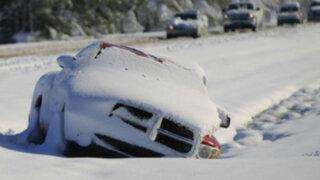Poderosa tormenta de nieve azota gran parte de Estados Unidos