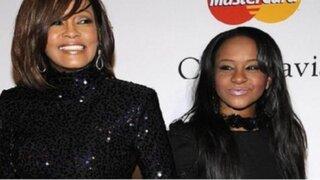 EEUU: hija de Whitney Houston se encuentra en coma inducido